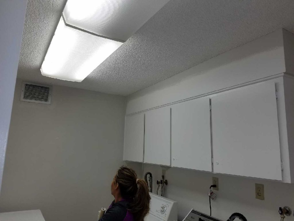 Laundry Room Painting